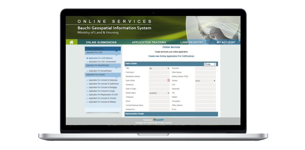 online-services-screen