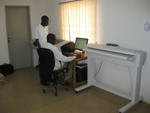 Kwara GIS data center